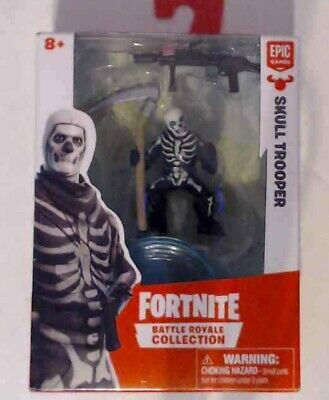 Fortnite Battle Royale Collection Mini skull trooper Figure moose toys
