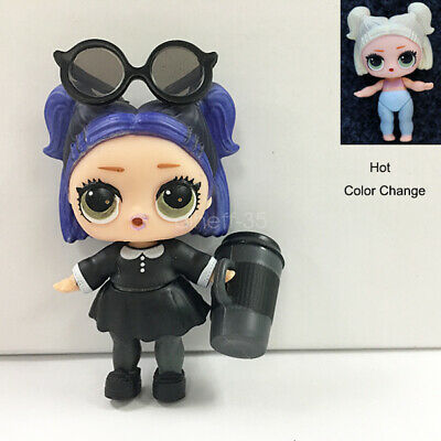 LOL Surprise Dolls Big Sister Series DUSK Gift Confetti Pop Color Change