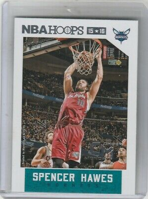 2015 Panini Cyber Monday Spencer Hawes  15-16 NBA Hoops SP '17