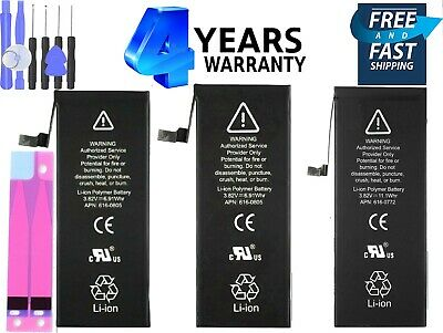 For iPhone 6 6s 6s Plus 7  7Plus  Replacement Internal Battery - Free Tools