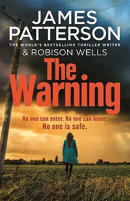 THE WARNING by James Patterson and Robison Well September 2019Book PDF EPUB