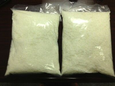 100 Soy Wax Flakes-10 lb- Candle Making Supplies C-3  Free Shipping