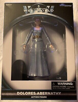 Diamond Select WESTWORLD Dolores Abernathy Action Figure NEW