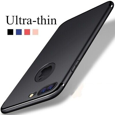 Slim Luxury Silicone Ultra-thin Case Cover For Apple iphone XR 8 6 7 Plus 11 12