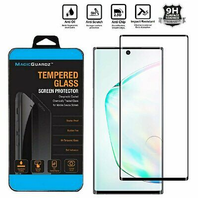 For Samsung Galaxy Note 10  Note 10 Plus Full Screen Protector Tempered Glass