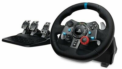 Logitech Driving Force G29 Gaming Racing Wheel With Pedals 941-000110