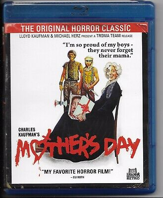 Mother's Day Bluray OOP