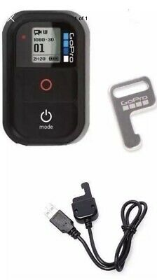 GoPro WiFi Remote Control - Key for Hero 76543-3Session - charging cable
