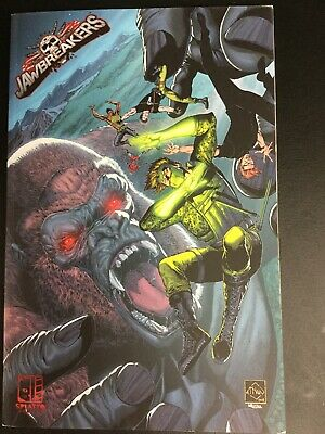 Jawbreakers Lost Souls First Edition