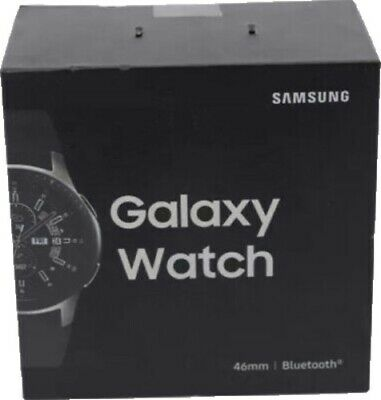 Samsung Galaxy Watch 46mm Smart Watch - Silver SM-R800NZSAXAR