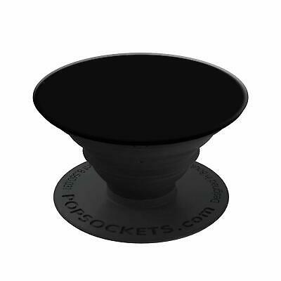Popsockets Collapsible GripStand for Phones and Tablets Black