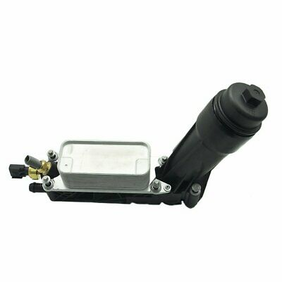 5184294AE Oil Cooler Filter Housing For Jeep Dodge Chrysler 3-6L 11-13 6104084AA