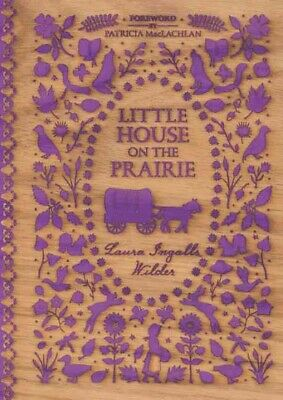 Little House on the Prairie Hardcover by Wilder Laura Ingalls MacLachlan -