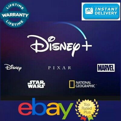 Disney Plus Account  lifetime subscription And Warranty  INSTANT DELIVERY