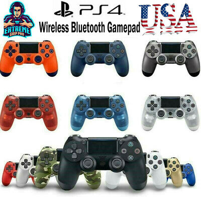 PS4 PlayStation 4 For Sony Wireless Bluetooth Controller Game Pad Gamepad - USA