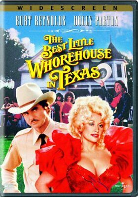 BEST LITTLE WHOREHOUSE IN TEXAS New DVD Dolly Parton
