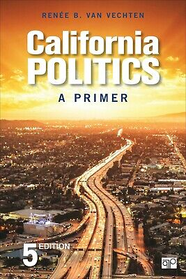 EBUK-California Politics A Primer 5th Edition by Van Vechten