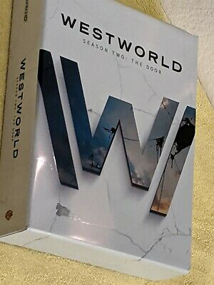 Westworld Seasons 1-2 2016 2018 Blu-ray Digibook