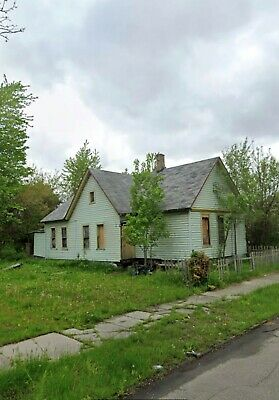 Detroit Michigan 3 BR 1 BA Investment Remodel - Move In or Rental or Fix - Flip