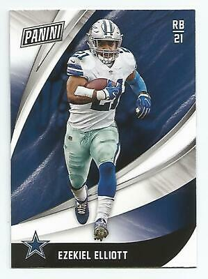 EZEKIEL ELLIOTT COWBOYS 2018 PANINI BLACK FRIDAY - 2019 PANINI BLACK FRIDAY