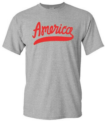 4th of July Shirt America Shirt-America shirt-Blue Red and White T-shirt 2
