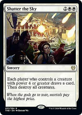 Magic The Gathering - Shatter The Sky - Theros Beyond Death