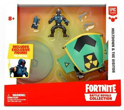 Epic Games - Fortnite Battle Royale Collection - Meltdown - The Visitor - New