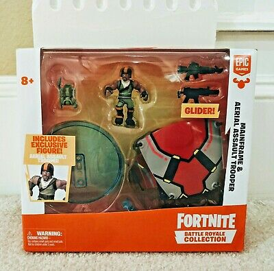 Fortnite Battle Royale Collection Mainframe - Aerial Assault Trooper - New