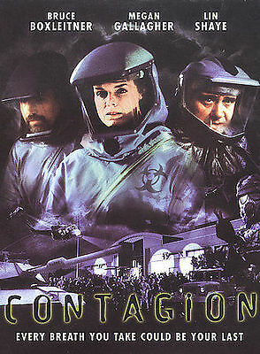Contagion DVD - Brand New  Free Shipping