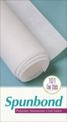 Spunbond Pack  Polyester Nonwoven Craft Fabric by C-T Publishing 2014-