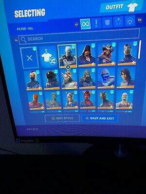 Season 2 fortnite acc rare and og try hard skins text me for details 6822697096