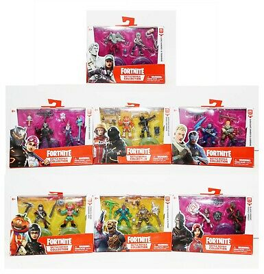 Epic Games Fortnite Battle Royale Collection Duo-mini figurine Sets-You CHOOSE