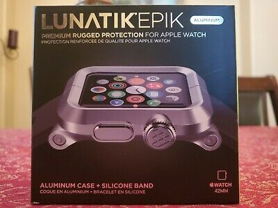 Smart Apple Watch Protection 42mm Silicone band