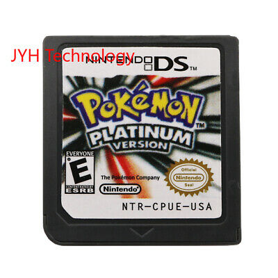 Pokemon Platinum Version Nintendo DS2009 Game Card For DS 3DS Christmas Gift