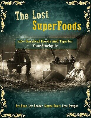The Lost Super Foods