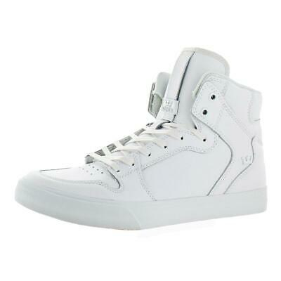 Supra Mens Vaider High Top Fashion Trainers Skate Shoes Sneakers BHFO 5452