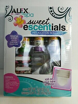 ALEX Spa Sweet escentials Relaxation Roll Ons
