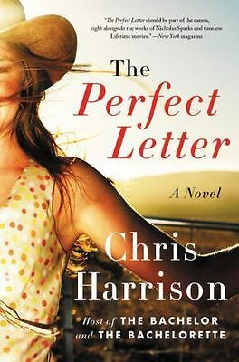 The Perfect Letter  A Novel by Chris Harrison 2016 Paperback