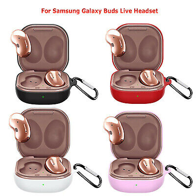 Protective Case Headphones Cover For Samsung Galaxy Buds Live Wireless Headset