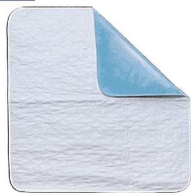REUSABLE WASHABLE UNDERPADS BED PADS HOSPITAL GRADE INCONTINENCE - MANY SIZE