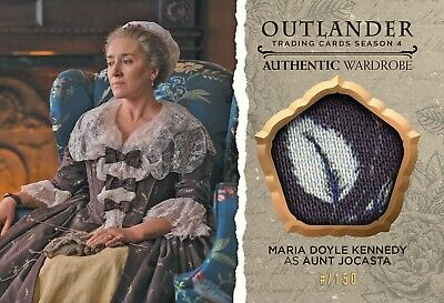 Outlander Trading Cards Oversized Wardrobe Card OS-M10 - Box of Outlander TC S4