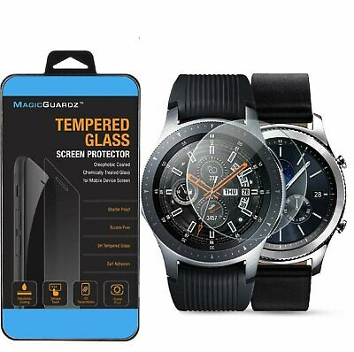Tempered Glass Screen Protector for Samsung Galaxy Watch 41424546mm