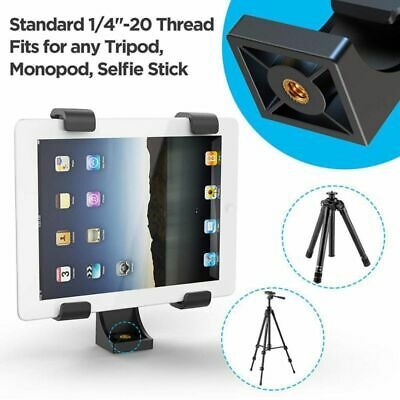2 in 1 Tripod Mount Adjustable Stand for 7-10 PhoneIpad Monopod  Holder Clamp