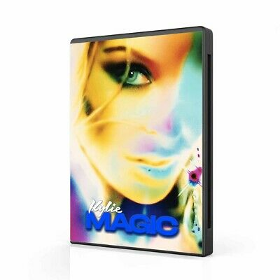 Kylie Minogue Magic Music Video New DVD Single - RARE