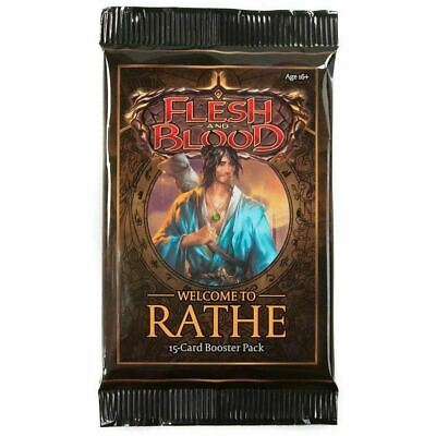 Welcome to Rathe Booster Pack Alpha First 1st Edition OOP
