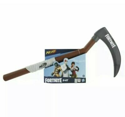 Fortnite Nerf R-HT Reaper Harvesting Tool Foam Blade Toy Pickaxe Brand New