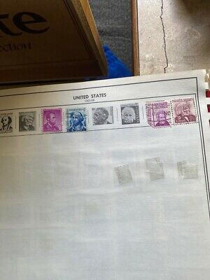 Big Stamp Collection For Sale