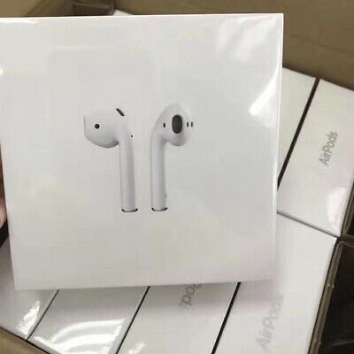 Apple AirPods 2nd Generation with Charging Case   Sealed Packaging Box