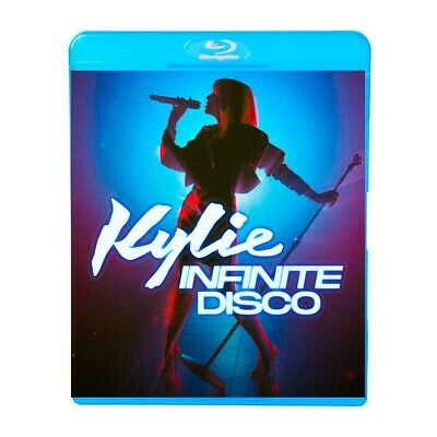 Kylie Minogue Infinite Disco - Music Performance Spectacular on Blu-Ray 2020