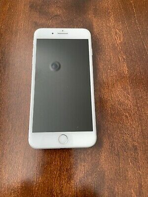 IPHONE 8 plus 256gb Silver great condition Unlocked - Used